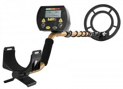 """MPX Metal Detector with 10"""" Search Coil"""