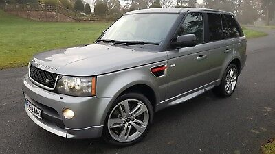 2012 62 Range Rover Sport 3.0 Sdv6 255 Hse Red Edition With Autobiography Pack