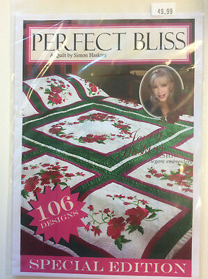 Jenny Haskins Designs Special Edition A Quilt - Perfect Bliss Collection