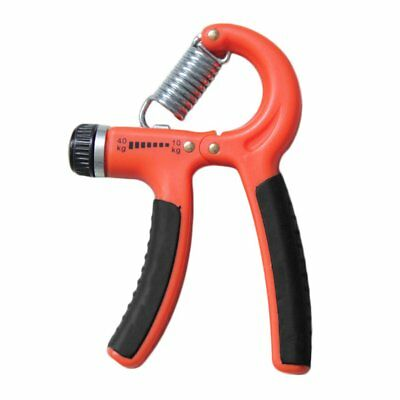 Suitable Hand Power Grip Hand Exerciser Gripper 10-40 KG for Wrist Forearm 5F