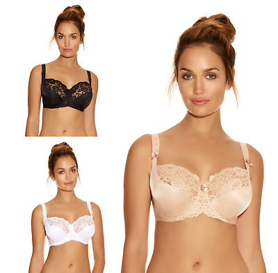 Fantasie Helena Bras Underwire Balcony Bra Non Padded Womens 7710 Various NEW