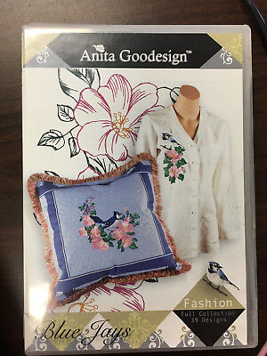 Antia Goodesign Full Collection Blue Jays Collection