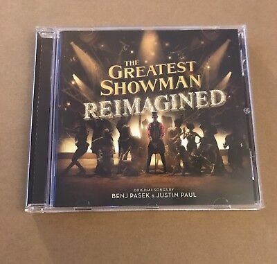 The Greatest Showman Reimagined (CD)