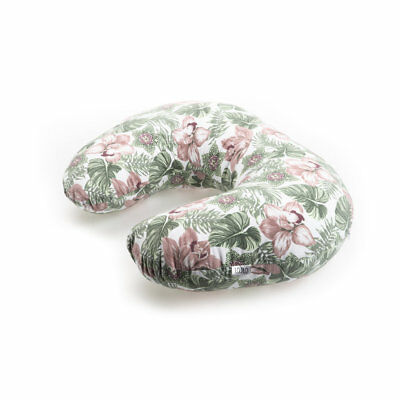 Breast Feeding Maternity Pregnancy Nursing Pillow Baby Infant Support Floral
