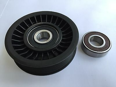 Mercedes Drive Belt Idler Pulley kit for CL55 CLS55 E55 S55 SL55 AMG vehicles