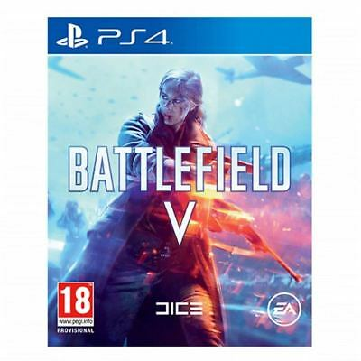 Games - Ps4 - Battlefield V  (16+)
