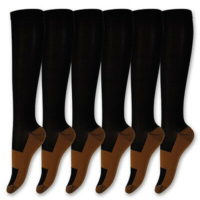 Medical Foot Compression Socks Foot Sleeve Plantar Arthritis Sore Achy Heel Pain