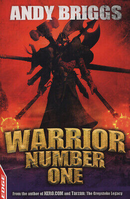 Rivets: Warrior number one by Andy Briggs (Paperback / softback)