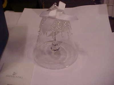 Swarovski 2017 Annual Edition Christmas Bell Ornament 5241593 NEW IN BOX
