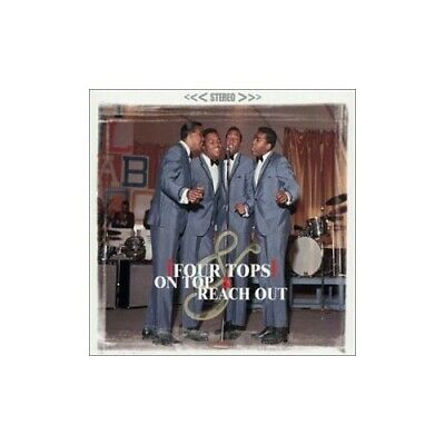 Four Tops - On Top &  Reach Out - Four Tops CD ESVG The Cheap Fast Free Post The