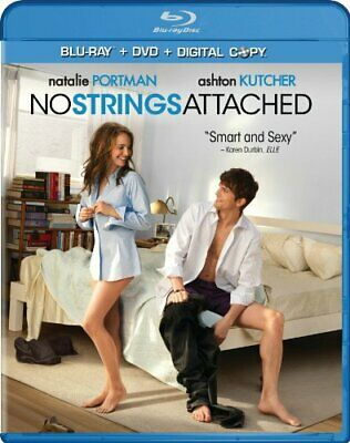 No Strings Attached [Blu-ray] [2011] [US Import] - DVD  XIVG The Cheap Fast Free