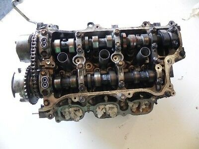 Lexus Is250 Is350 Engine Cylinder Head Motor Exhaust Right Passenger Side #35