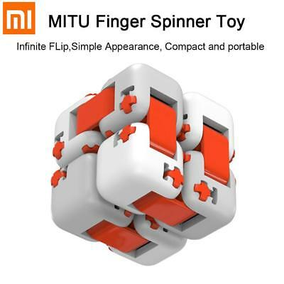 Xiaomi Mitu Cube Finger Spinner Toy Fidget Building Blocks Anti-stress Toys