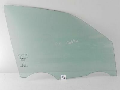 2003 Cadillac Deville 25711218 Front Right Window Glass Pane Passenger 250 #72