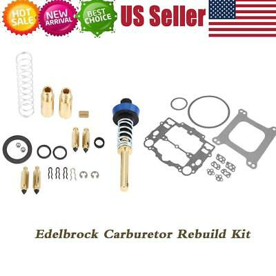 New Carburetor Rebuild Kit For EDELBROCK 1400 1403  1403 1405 1406 1407 1411