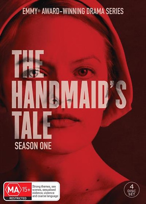 The Handmaid's Tale Season 1 : NEW Handmaids Tale DVD