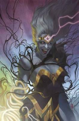 Wonder Woman & Justice League Dark: Witching Hour #1B Riccardo Federici Variant