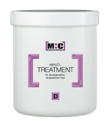 MC Meister Coiffeur Nerzöl Treatment D, 1000 ml M:C Maske Haarkur