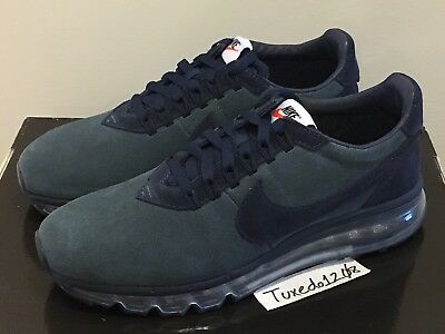 8845d10d88 DS NIKE AIR Max LD Zero sz9 Black trainer 1 90 95 97 98 neon atmos ...
