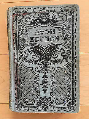 Avon Edition The Adventures of Oliver Twist Rare Antique Book No Pub Date Listed