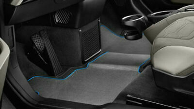 New Genuine BMW i3 i8 Rear All-Weather Floor Mats OE 51472353819