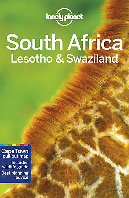 Lonely Planet South Africa Lesotho  Swaziland BRAND NEW 9781786571809