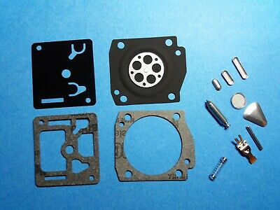 ZAMA RB-122 carburetor repair kit Husqvarna 340 345 346 353 350 372