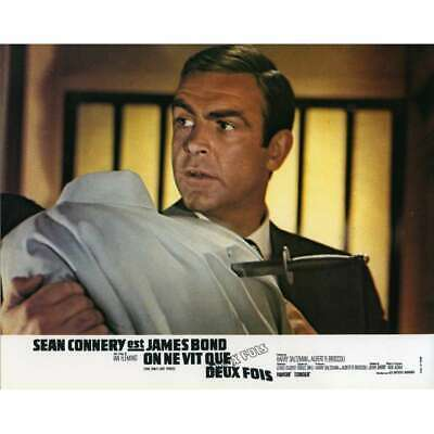 ON NE VIT QUE DEUX FOIS Photo de film N03 - 21x30 cm. - R1970 - Sean Connery, Le