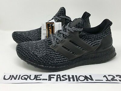 lowest price ef278 24c92 PRE-OWNED BLACK ULTRA boost ba8923 size 10 - $99.99 | PicClick