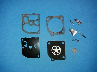 ZAMA RB-45 carburetor repair kit Husqvarna 55 51 49 45 Jonsered 2041 2045 2050