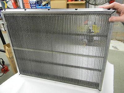 "New Honeywell Electronic Filter Cell Collector Section 20"" X 25"" FC35A1183  OS1"