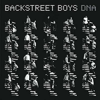 Backstreet Boys-Dna Cd New