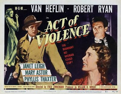 act of violence 1949 dvd