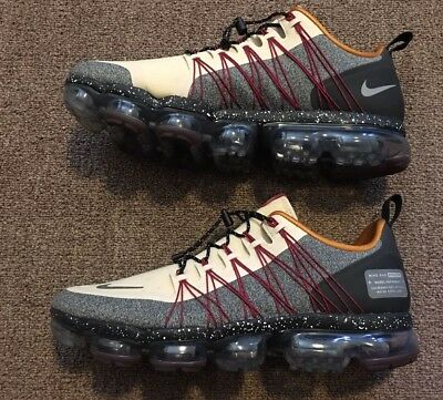 ae3b169e78 MEN'S 12 NIKE Air VaporMax Run Utility|AQ8810-200|Desert Ore|Black ...