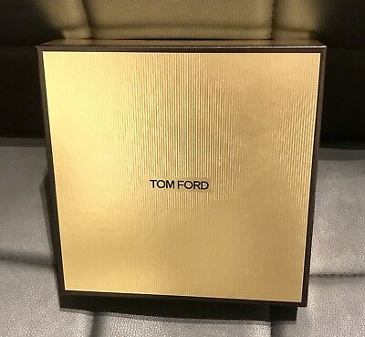 Tom Ford Black Orchid Box - 20x20x6cm AUTHENTIC‼️