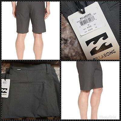 571f146546 NWT MEN'S BILLABONG Crossfire x Submersible Twill Shorts Size 34 MSRP $59
