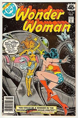 Wonder Woman #252 February 1979 VF 8.0 DC Comics 1st App Astarte & Lady Lunar