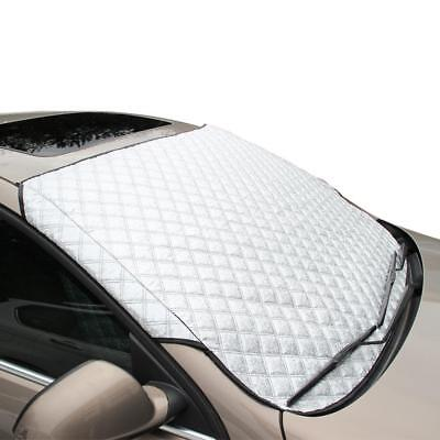 FREESOO Car Windscreen Frost Cover Snow Windshield Ice Sunshade In
