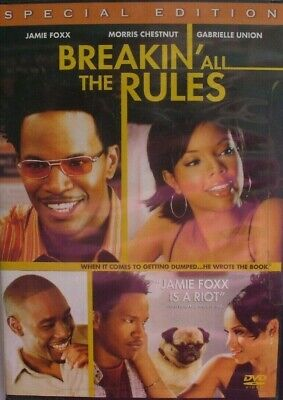 Breakin' All the Rules (DVD, 2004, Special Edition)-(Sell Out Pricing!)
