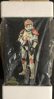 New Commander Cody 1:6 Scale Sideshow Exclusive Militaries Of Star Wars