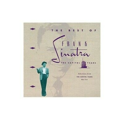 Frank Sinatra - The Best Of: The Capitol Years - Frank Sinatra CD 1XVG The Cheap
