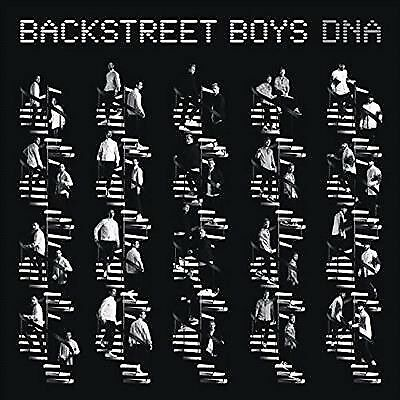 Backstreet Boys, DNA, CD