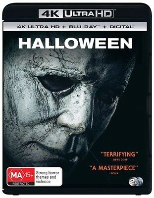 Jamie Lee Curtis, Judy Greer, ..., Halloween | Blu-ray + UHD + Digital Copy...