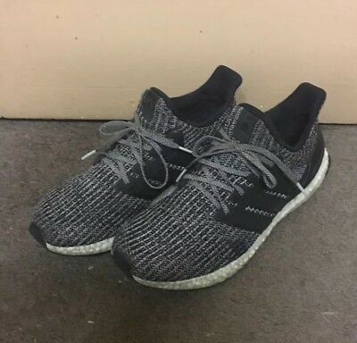 4cb2d9ad31557 Adidas Ultra Boost 4.0 Cookies Cream 2.0 Core Black Running White BB6179 Sz  10.5