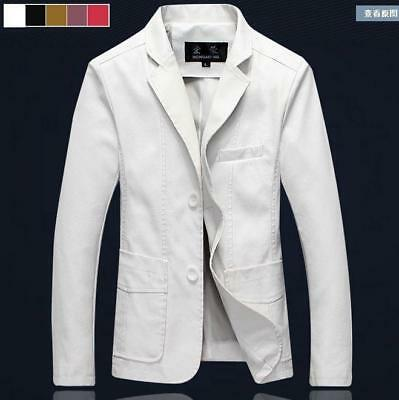 S-7XL Mens PU leather Motorcycle Driving Jackets Business slim Coats Outwear Sz