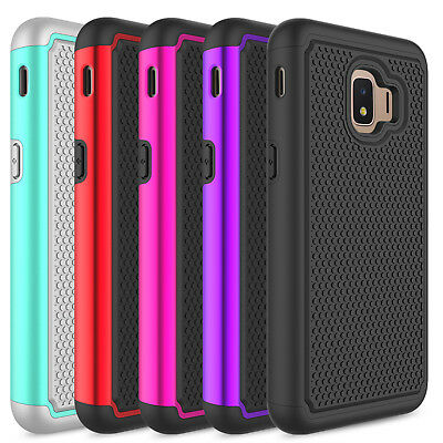 For Samsung Galaxy J2 2019 / Core Case Hybrid Shockproof Armor Hard Phone Cover