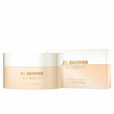 Jil Sander SUNLIGHT rich body cream 200ml Women