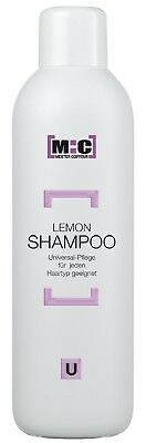MC Meister Coiffeur Lemon Shampoo U, 1000 ml M:C