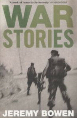 NEW War Stories By Jeremy Bowen Paperback Free Shipping