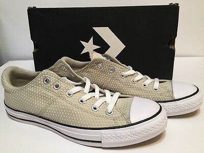 6afa0d48453c7d Converse Womens Chuck Taylor All Star Madison Low Top Sneaker Size 10
